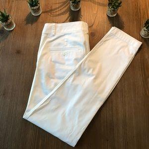 Vince. Women's White Pant